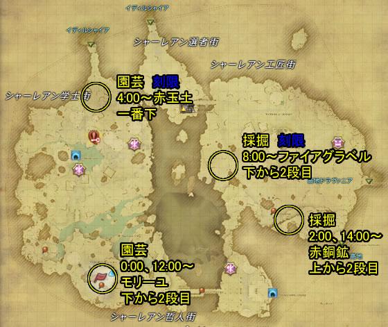 低地ドラヴァニアマップ2