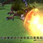 ドラクエビルダーズ 体験版の目玉、ドラゴン発見!地中から攻めたらどえらいことに