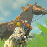 「ゼルダ ブレスオブザワイルド」巨馬に必要ながんばりゲージの長さは?捕獲方法と生息地