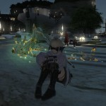 FF14 詩人のアニマウェポン!コンダクトの光り方は幻想的!