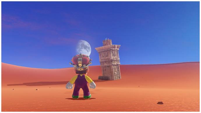 パワー ムーン の 国 砂